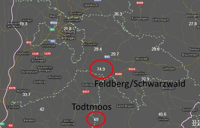 Wetter Ravensburg Morgen
